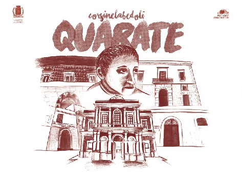 Quarate | Mappa Illustrativa